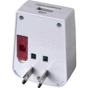 Relags Universal Plug Adapter USB